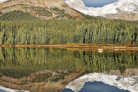 Brainard Lake, Colorado