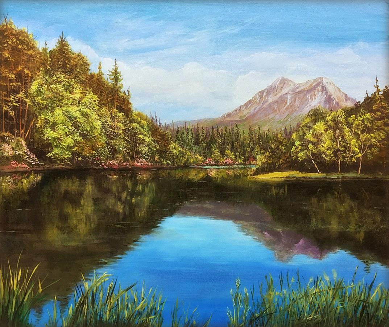 Peaceful Lake