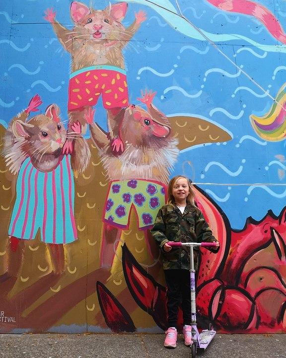 Van Mural Fest spring 2020