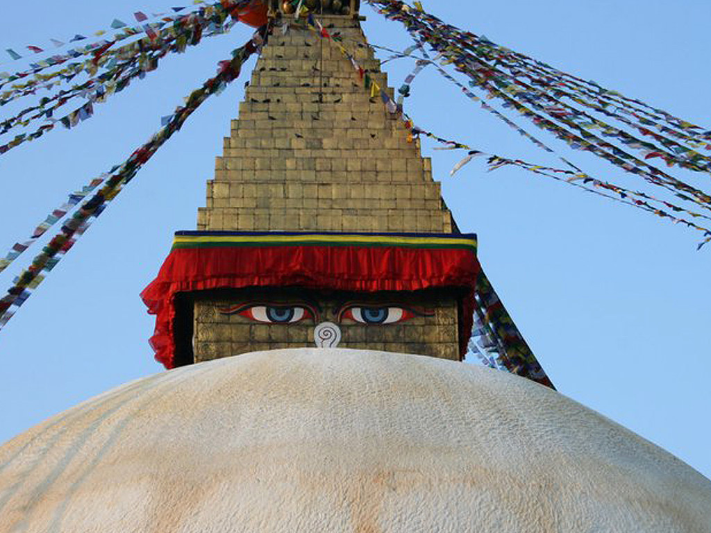 Boudhanath Stupa, Nepal