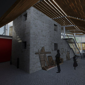 I 3rd PRIZE I  Museum and Park of Agricultural Heritage in Eptagwnia, Cyprus
