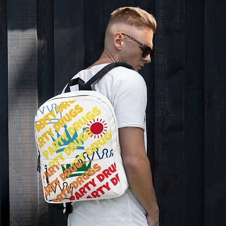 Kamikaze Drug Bag