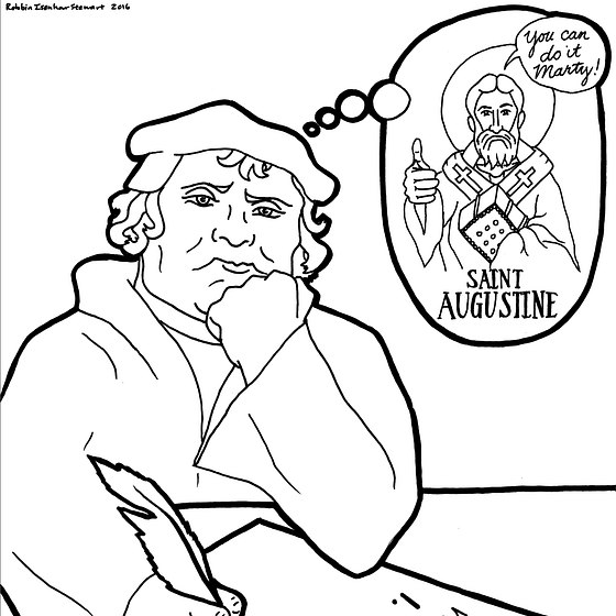 Ever Reforming Coloring Pages