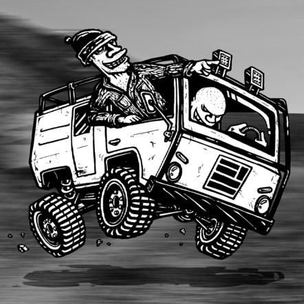 Team Mönkkäriauto