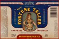 Fortune Teller beer label