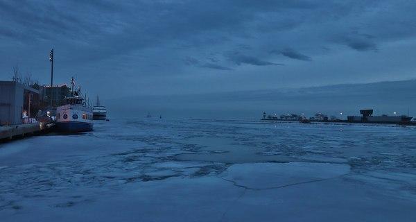 """Chicago Arctic"" at LACDA Electron Salon"