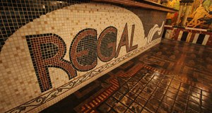 The New Regal Theater - Saturday Oct. 18, 2014