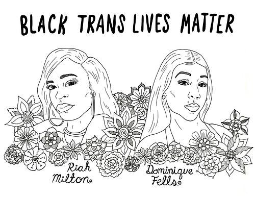 Black Trans Lives Matter