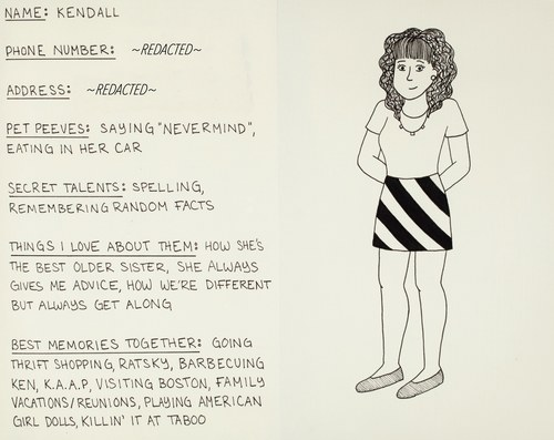 Page 6: Kendall