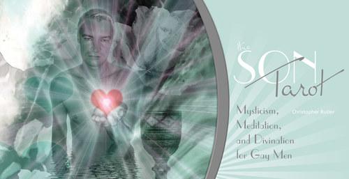 The Son Tarot. Box/Book cover artwork.