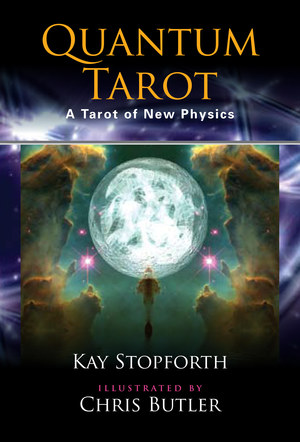 Quantum Tarot. Box front artwork.