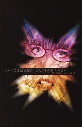 Lenormand Cartomancy. Book cover.