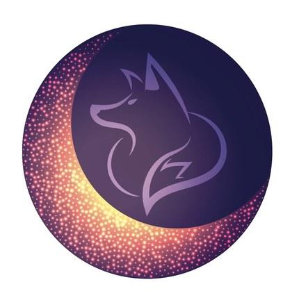 Wolf Moon Logo Option #2