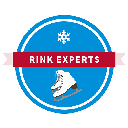 Downing Events Ice Rink Logo