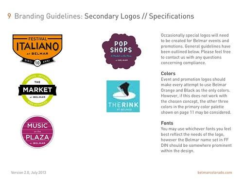 Belmar Brand Standards - pg9