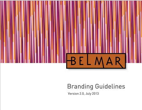 Belmar Brand Standards - Cover
