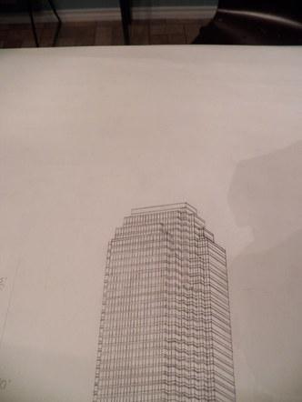 Bank of America Building Dallas
