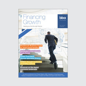 Financing Growth (British Bankers Association)