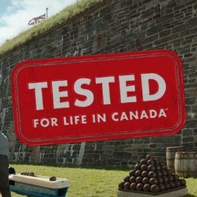 CANADIAN TIRE / TESTED FOR LIFE IN CANADA