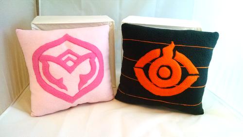 Kamen Rider Pillows