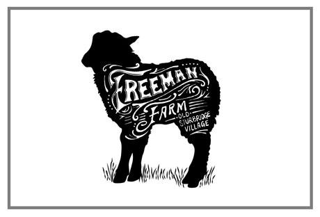 Freeman Farm - Old Sturbridge Village