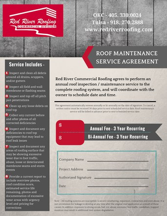 Commercial Division Maintenance Agreement