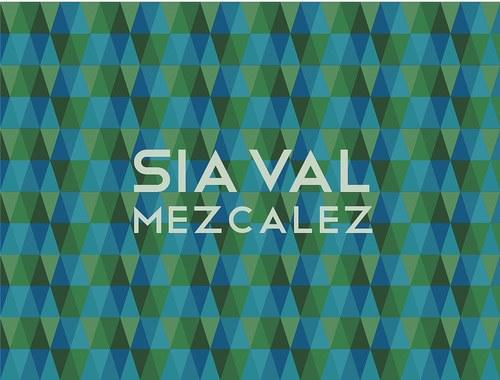 Identidad gráfica y plan estratégico de Sia Val Mezcalez