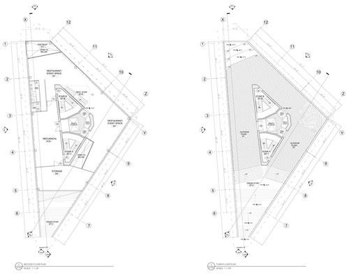 2nd & 3rd Floor Plans
