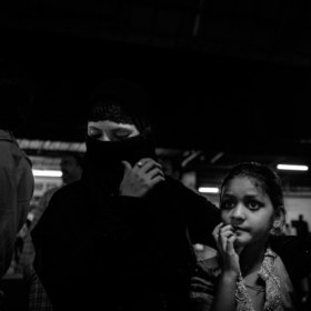 Editorial 13: Sleeper Class, India