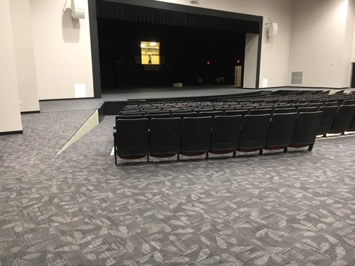 Ingram HS New Theater