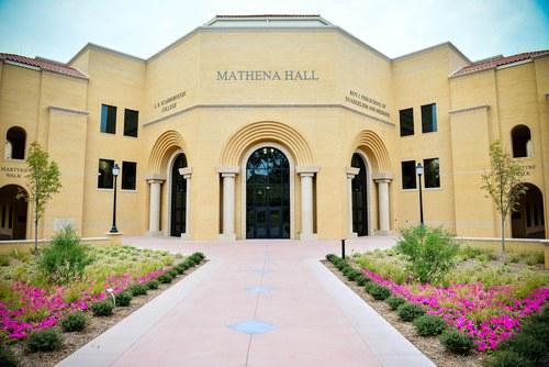 Mathena Hall - Southwestern Baptist Theological