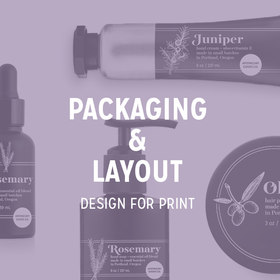 PACKAGING & LAYOUT