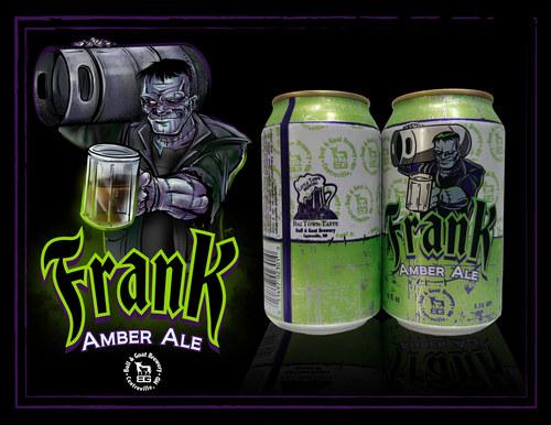 """Frank"" Amber Ale"