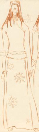 Fashion Sketch #5