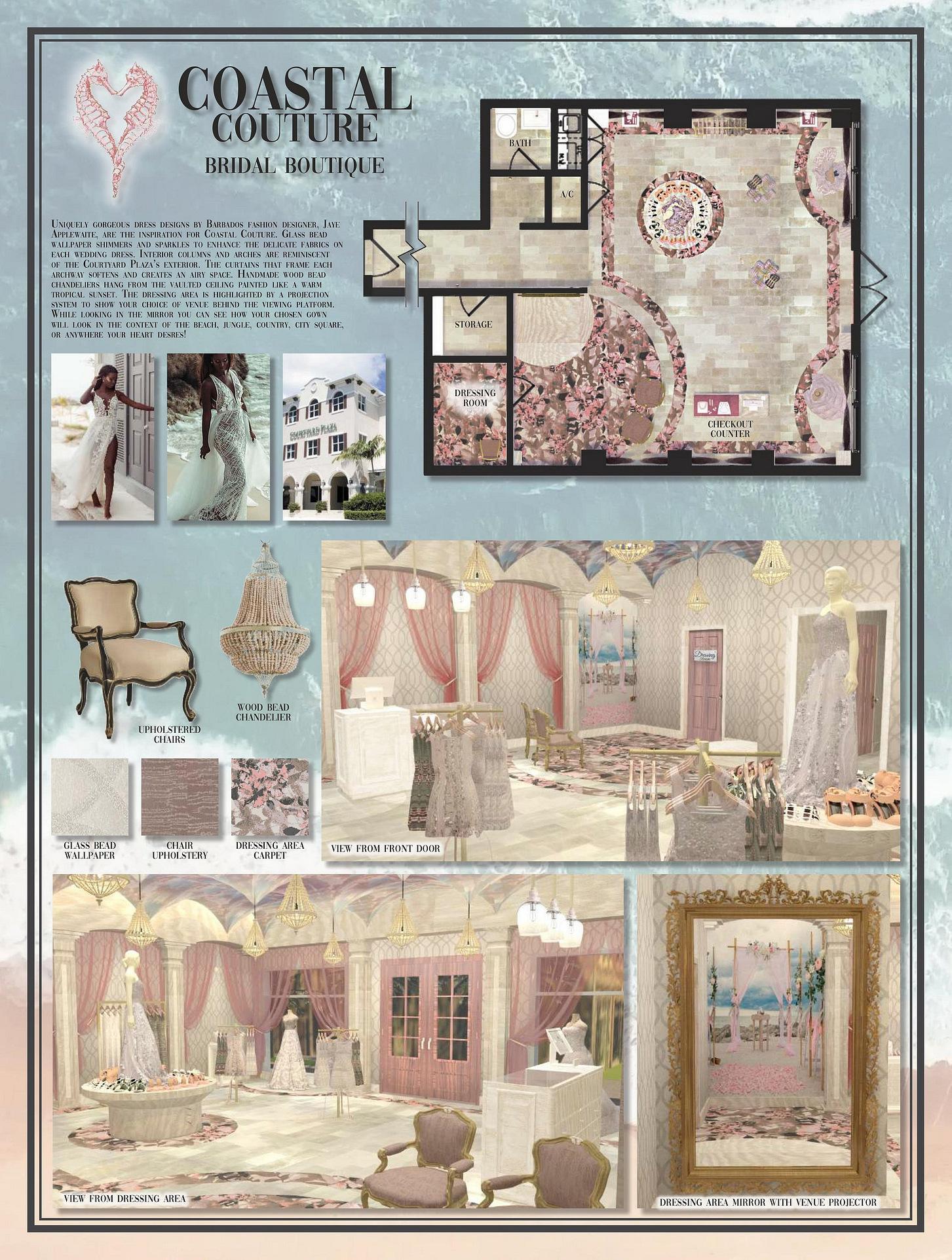 Coastal Couture Bridal Boutique