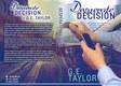 GE Taylor Desperate Decision Print Cover