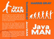 Harris Gray Java Man Print Cover
