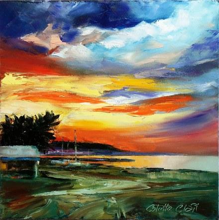 Cambrills sunset