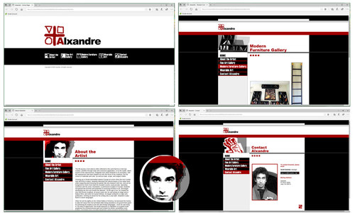 Axandre Website