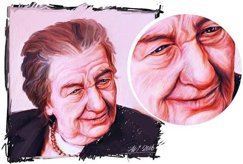 Golda Meir 1898-1878