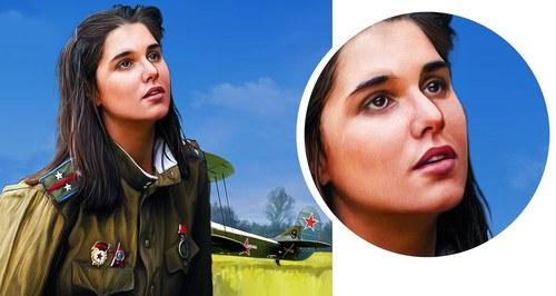 Maria (Masha) Andreyeva