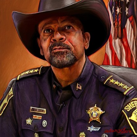 America's Cop, Sheriff David Clarke