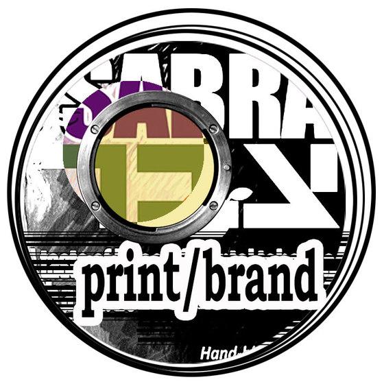 print & brand