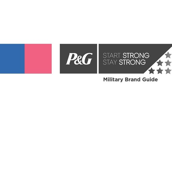 P&G Military (Brand Guide)