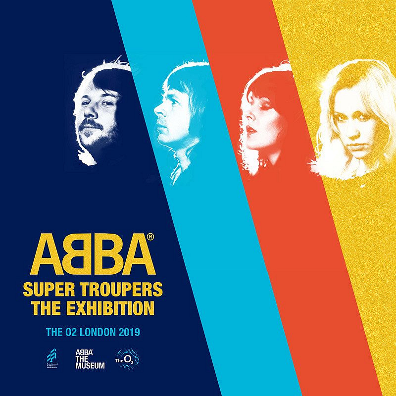 ABBA Super Troupers The Exhibition