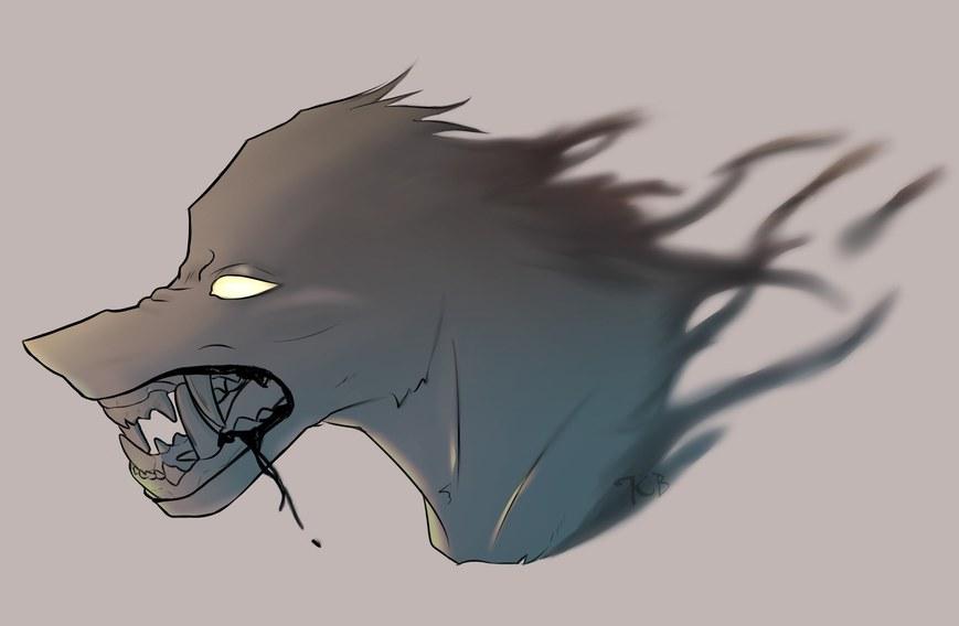 Ethereal Doggo