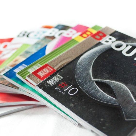 Magazine design  >>>