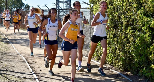Kenny Hahn XC League Meet 2018