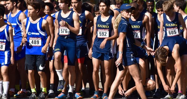 League Finals XC Rancho Park 2018