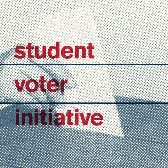student voter initiative